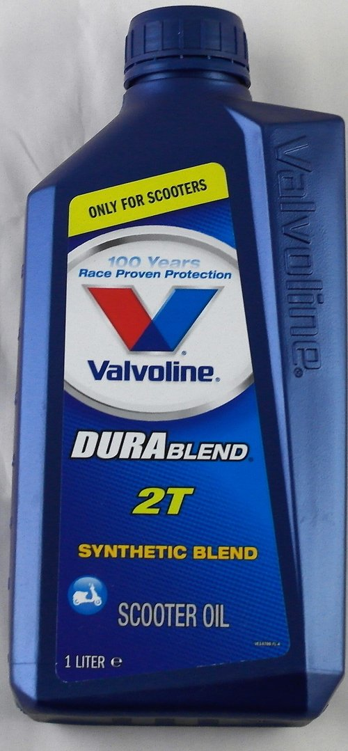 Valvoline Durablend Scooter 2T 1Litra